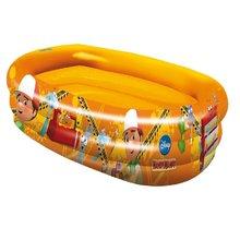 Nafukovací bazén Handy Manny Mondo tříkomorový od 10 měsíců