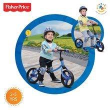 Poganjalno kolo Fisher-Price Running Bike 2v1 smarTrike modro-črno od 24 mes