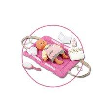 Kočíky pre bábiky sety - Set kočík pre bábiku Maxi Cosi & Quinny 3v1 Smoby (65,5 cm rúčka) a podložka na prebaľovanie_7