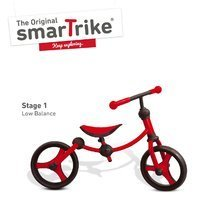 Odrážadlá od 18 mesiacov - Odrážadlo Running Bike 2v1 smarTrike červené od 24 mes_0