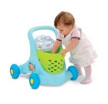 Staré položky - Modrý vozík chodítko Cotoons Trott Smoby od 12 mes_4
