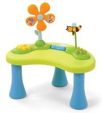Staré položky - Sedátko so stolíkom Cotoons Cosy Seat Smoby s didaktickým stolíkom modré od 6 mes_7
