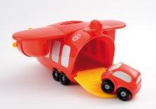 Staré položky - Vroom Planet hasičské lietadlo s autom Smoby od 18 mes_6