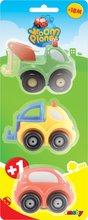Staré položky - SMOBY 211267 Vroom Planet pracovné autá