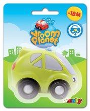 Staré položky - Autíčko Vroom Planet Smoby s elektronickým pohonom dĺžka 7 cm fialové/zelené od 12 mes_2