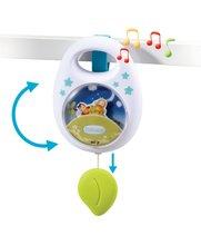 Hračky nad postieľku - Hudobná skrinka do postieľky Cotoons Smoby pre najmenších modrá_0