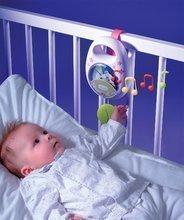 Hračky pre bábätká - Sada do postieľky Smoby nočné svetlo a hudobná skrinka pre najmenších modrá/ružová_6