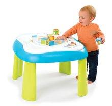 Interaktívne hudobné stoly - Didaktický stolík Cotoons Youpi Smoby multifunkčný modrý/ružový od 6 mes_2
