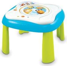 Interaktívne hudobné stoly - Didaktický stolík Cotoons Youpi Smoby multifunkčný modrý/ružový od 6 mes_3