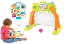 Set detská hrádza 2-in-1 Arch Cotoons Smoby elektronická+interaktívny tablet 2v1 so zvukmi a svetlom 110221-2
