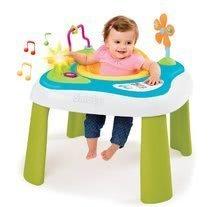 Készségfejlesztő játszóasztal Youpi Baby Smoby elektronikus, hanggal és fénnyel 6 hó kortól