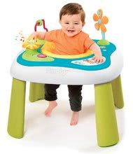 Hračky pro miminka - 110224 g smoby multi stolik