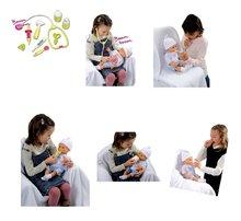 Staré položky - Baby Nurse panenka s dudlíkem Doktor Smoby 40 cm zvuková na baterii_1