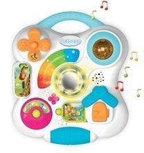 Interaktivna tablica za najmlajše Cotoons 2v1 Smoby z zvokom in lučko od 12 mes