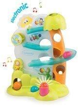 Joc cu mingiuțe pentru bebeluși Balls Game Smoby cu sunete și lumini