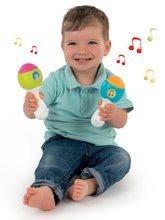 Dětská chodítka - Set chodítko s didaktickým kufříkem Trott Cotoons 2v1 Smoby se zvukem a světlem a interaktivní stůl Activity s funkcemi a rumba koulemi_7