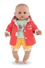 Oblečení pro panenky - 110550 b corolle rain coat