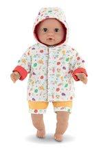 Oblečení pro panenky - 110550 d corolle rain coat