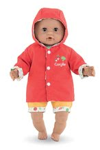 Oblečení pro panenky - 110550 f corolle rain coat