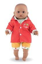 Oblečení pro panenky - 110550 g corolle rain coat
