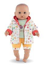 Oblečení pro panenky - 110550 h corolle rain coat