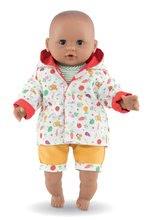 Oblečení pro panenky - 110550 i corolle rain coat