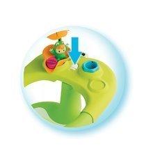 Odrážadlá sety - Set odrážadlo Bubble Go Smoby so strieškou a sedátko do vody od 6 mes_22