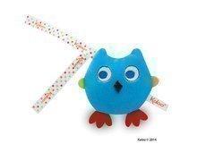 Kaloo plyšová sovička 963300-2 modrá