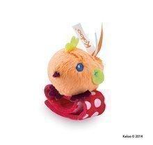 Kaloo plyšová hrkálka kuriatko Colors-Rattle Bracelets 963322-3