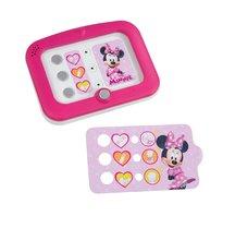 Staré položky - Opatrovateľský kútik pre bábiku Minnie Smoby elektronický s tabletom, 32 cm bábikou a 22 doplnkami_9