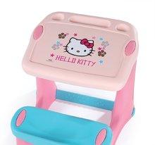 SMOBY 28051 Hello Kitty školská lavica s