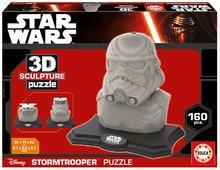Puzzle 3D Sculpture Star Wars Stormtrooper Educa 160 dílů od 6 let