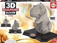 Puzzle 3D Sculpture T-Rex Educa 160 dílů od 6 let