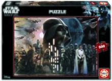 Puzzle Star Wars Story-Rouge One Educa 500 dielov od 11 rokov