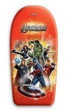 Plávacie dosky - Penová doska na plávanie Avengers Mondo 84 cm modrá/oranžová_0