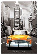 Puzzle cu 1000 de bucăți - Puzzle Taxi no. 1 Educa 1000 de piese de la 12 ani_0