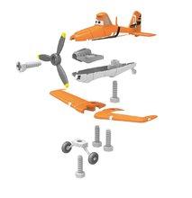 SMOBY 500252 Planes vozík s liedadlom a