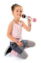 Staré položky - Elektronický mikrofon Hello Kitty Smoby růžovo-černý se zvuky_2