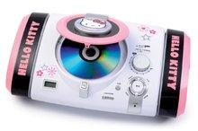 Staré položky - Hello Kitty music center Smoby MP3 a Rádio a CD přehrávač_2