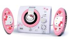 Staré položky - Hello Kitty music center Smoby MP3 a Rádio a CD přehrávač_3