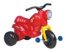 Poganjalec s pedali Classic 5 Dohány rdeč