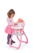 Staré položky - Jedálenská stolička Hello Kitty Smoby pre 42 cm bábiku svetloružová od 18 mes_1