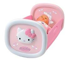 Staré položky - Kolébka Hello Kitty Smoby pro 42 cm panenku s peřinkou od 18 měsíců_2