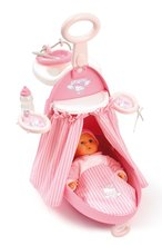 Pečovatelské centrum pro panenky - SMOBY 24152 Hello Kitty nursery vozík va