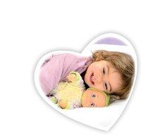SMOBY 160174 Minikiss bábika Dodo s hvie