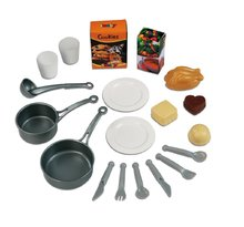 SMOBY 24109 Tefal kuchynka cheftronic zv
