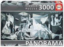 Puzzle Guernica, Pablo Picasso Educa 3 000 db 15 évtől