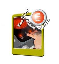 Régi termékek - Játékkonyha Loft 4in1 Smoby piros hanggal 25 kiegészítővel_0