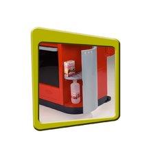 Régi termékek - Játékkonyha Loft 4in1 Smoby piros hanggal 25 kiegészítővel_2