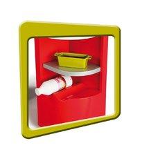 Régi termékek - Játékkonyha Loft 4in1 Smoby piros hanggal 25 kiegészítővel_3
